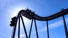 10 World's Tallest Roller Coasters
