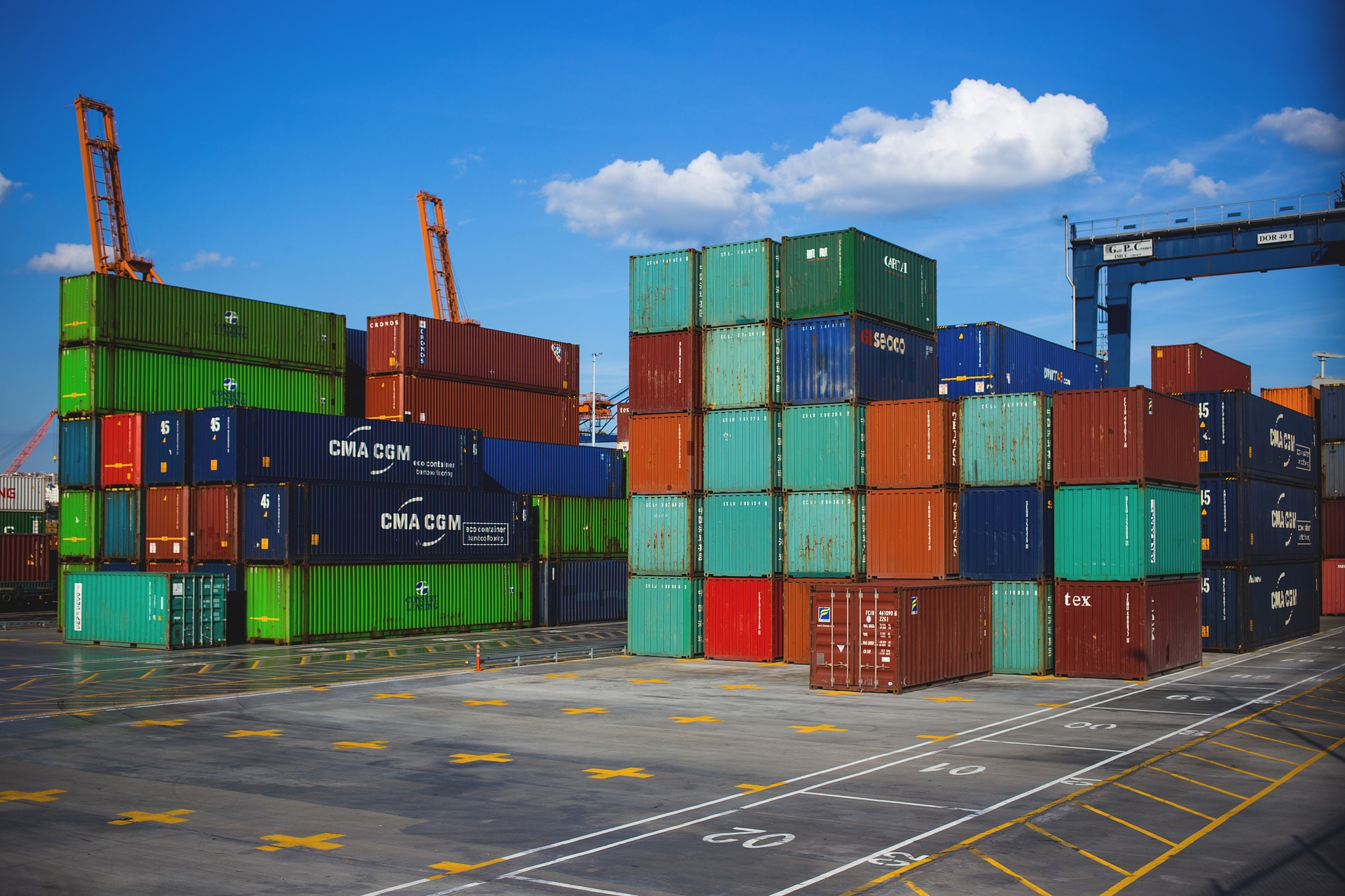 Top 5 Logistics Companies In The World